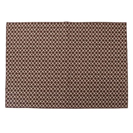 Diamond Pattern Rug-365680