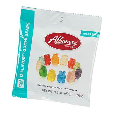 Sugar-Free 12 Flavorª Gummi Bears-365745