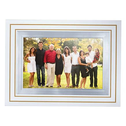 Simply Classic White Photo Christmas Card Set of 18-365767