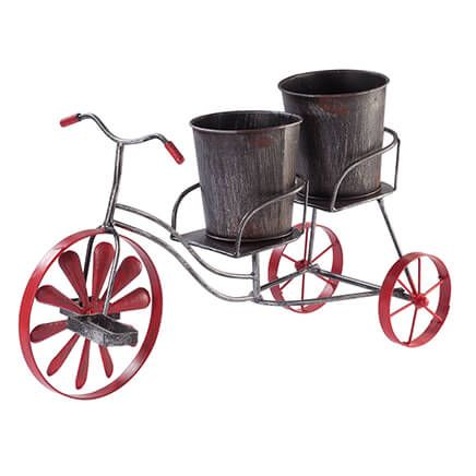 Metal Bicycle Planter by Fox River Creations™-365865