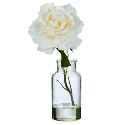 Illusion Glass Rose Stem by Oakridge™-366347