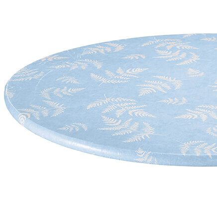 Fern Vinyl Elasticized Tablecover by Homestyle Kitchen-366983