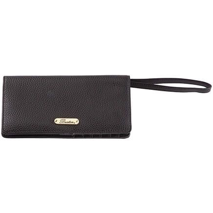 Buxton® RFID Retractable Wristlet-367132