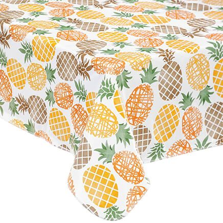 Pineapple Vinyl Tablecover by Home Style Kitchen-367202