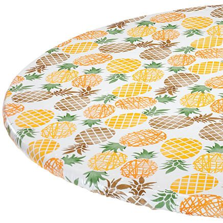 Pineapple Elasticized Vinyl Tablecover-367203