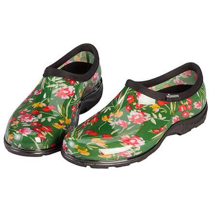 Sloggers® Fresh Cut Print Waterproof Garden Shoes-367366