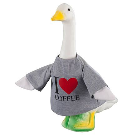 "Personalized ""I Heart"" Goose Outfit-367394"