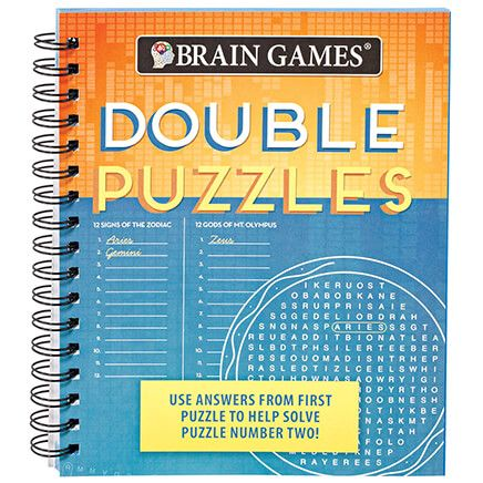 Brain Games® Double Puzzles-367428