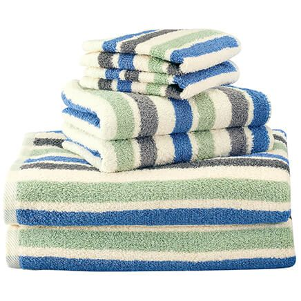 Super Soft 6-Pc. Towel-367490