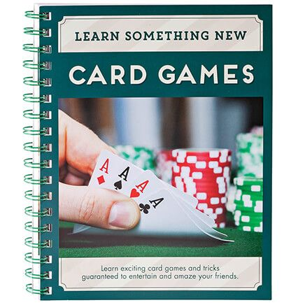 Learn Something New Card Games Book-367732