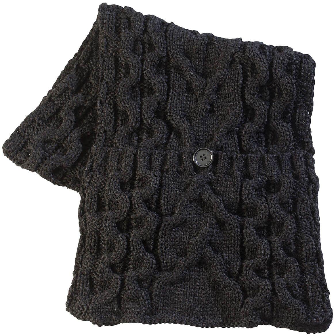 Knit Pocket Scarf-368076