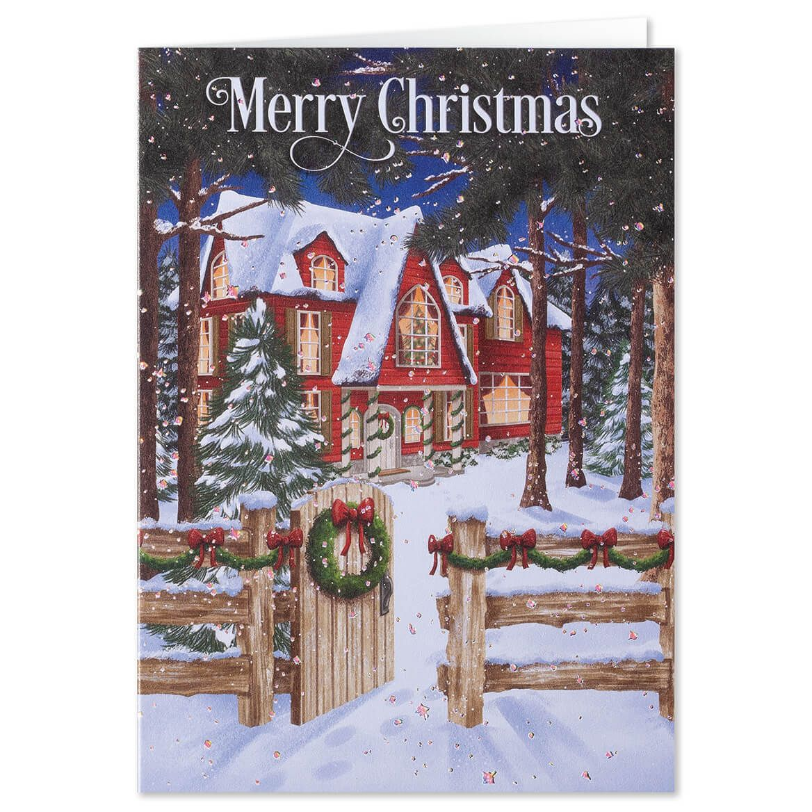 Home for the Holidays Christmas Card Set of 20-368241
