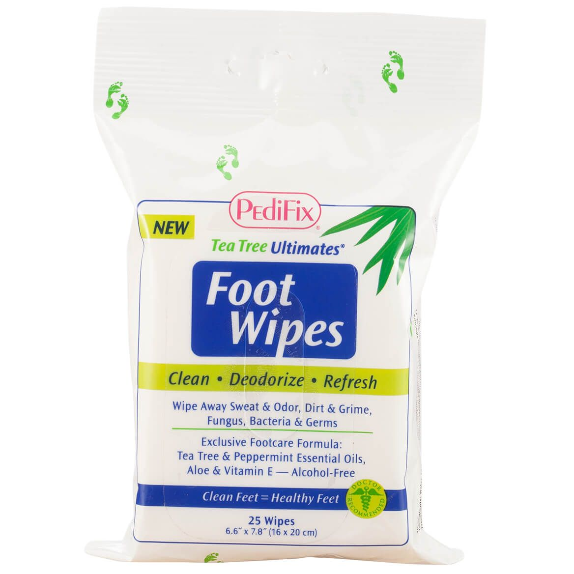 Tea Tree Ultimates® Foot Wipes-368303