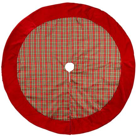 Plaid Tree Skirt by Holiday Peak™-368368
