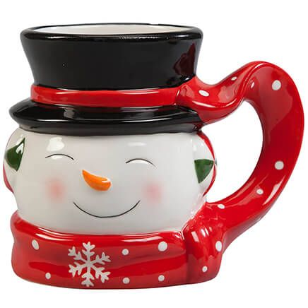 Holiday Mug Snowman-368384