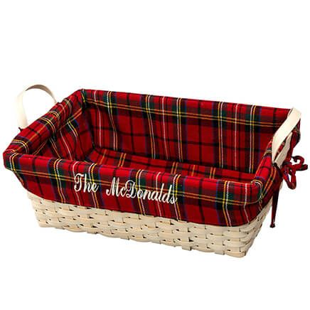 Personalized Christmas Basket-368419