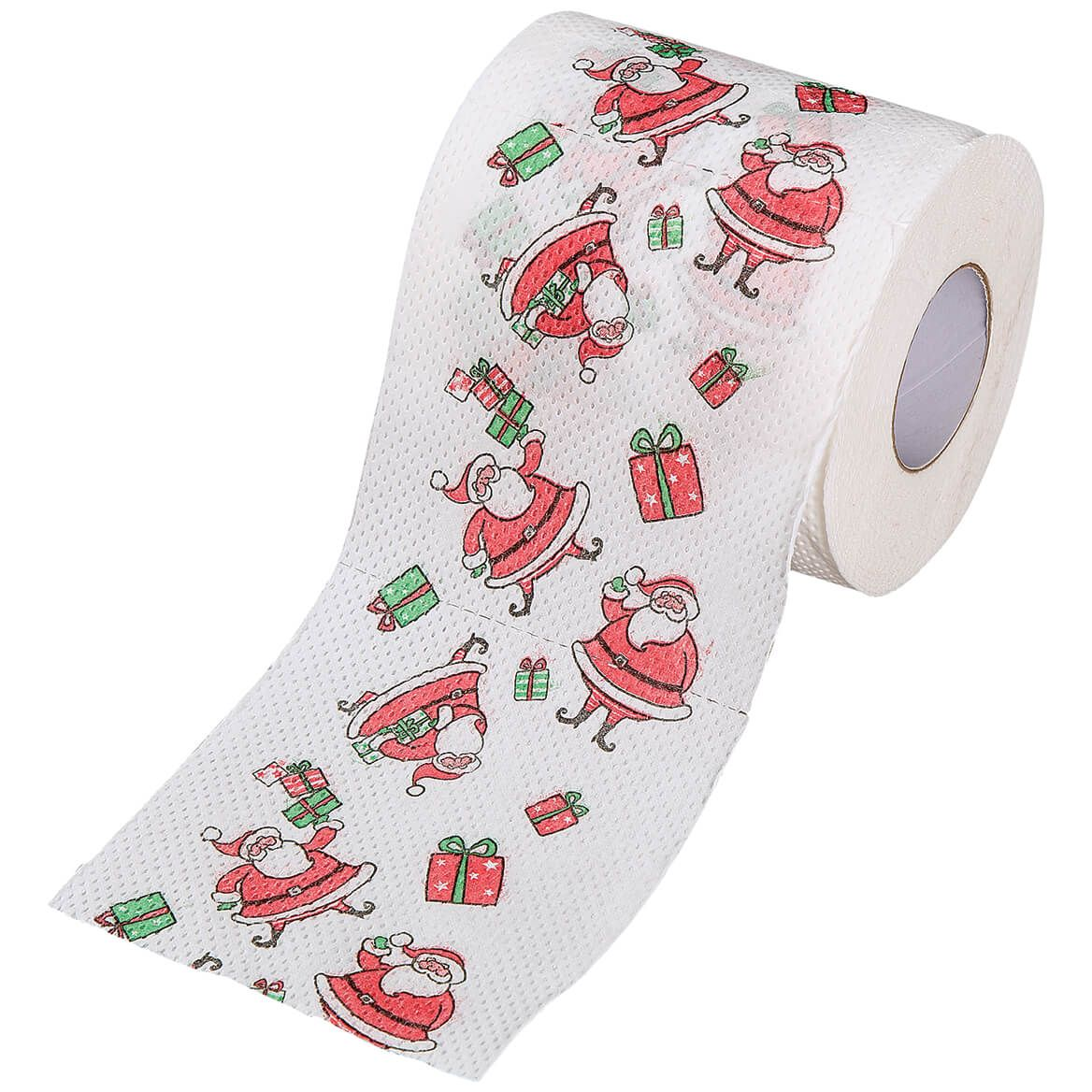 Christmas Themed Toilet Paper-368428