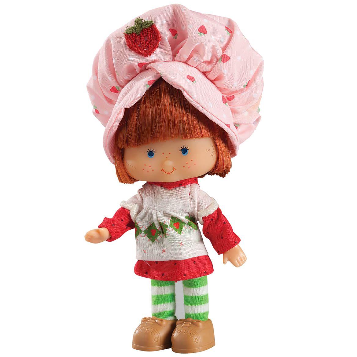 """6"""" Retro Strawberry Shortcake Doll-368458"""