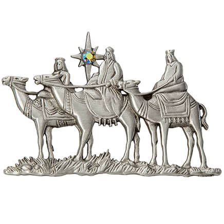 Three Wisemen Pewter Pin-368477