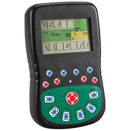 Texas Hold Em Handheld Electronic Game-368500
