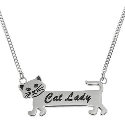 Cat Lady Necklace-368663