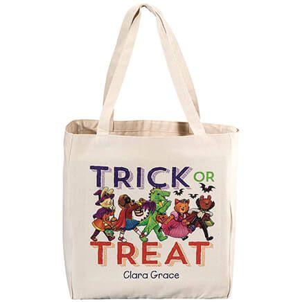 Personalized Children's Halloween Tote-368823
