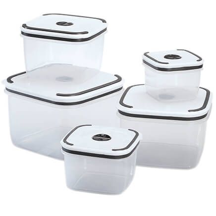10 Piece Sealed Storage Set by Chef's Pride-368831