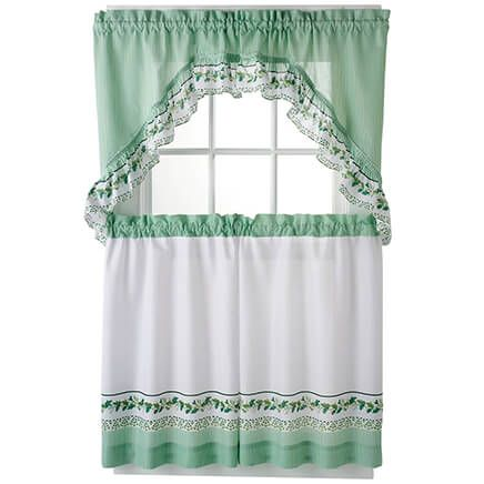 3-Pc. Ivy Curtain Set-368842