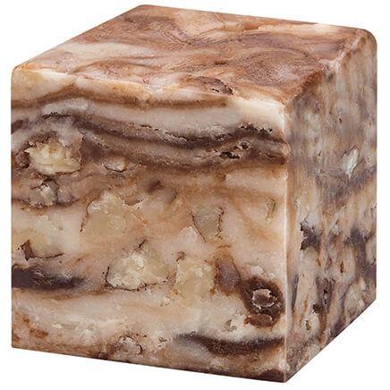 Vanilla with Dark Chocolate Chunks and Pecan Fudge-368875