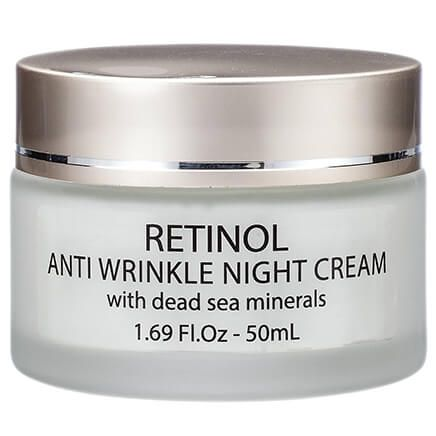 Dead Sea Collection Retinol Anti Wrinkle Night Cream-368917