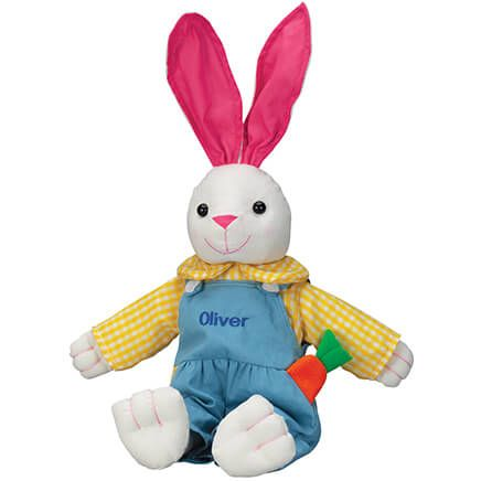 Personalized Springtime Bunnies-369156