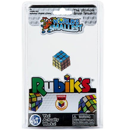 World's Smallest™ Rubik's®-369183