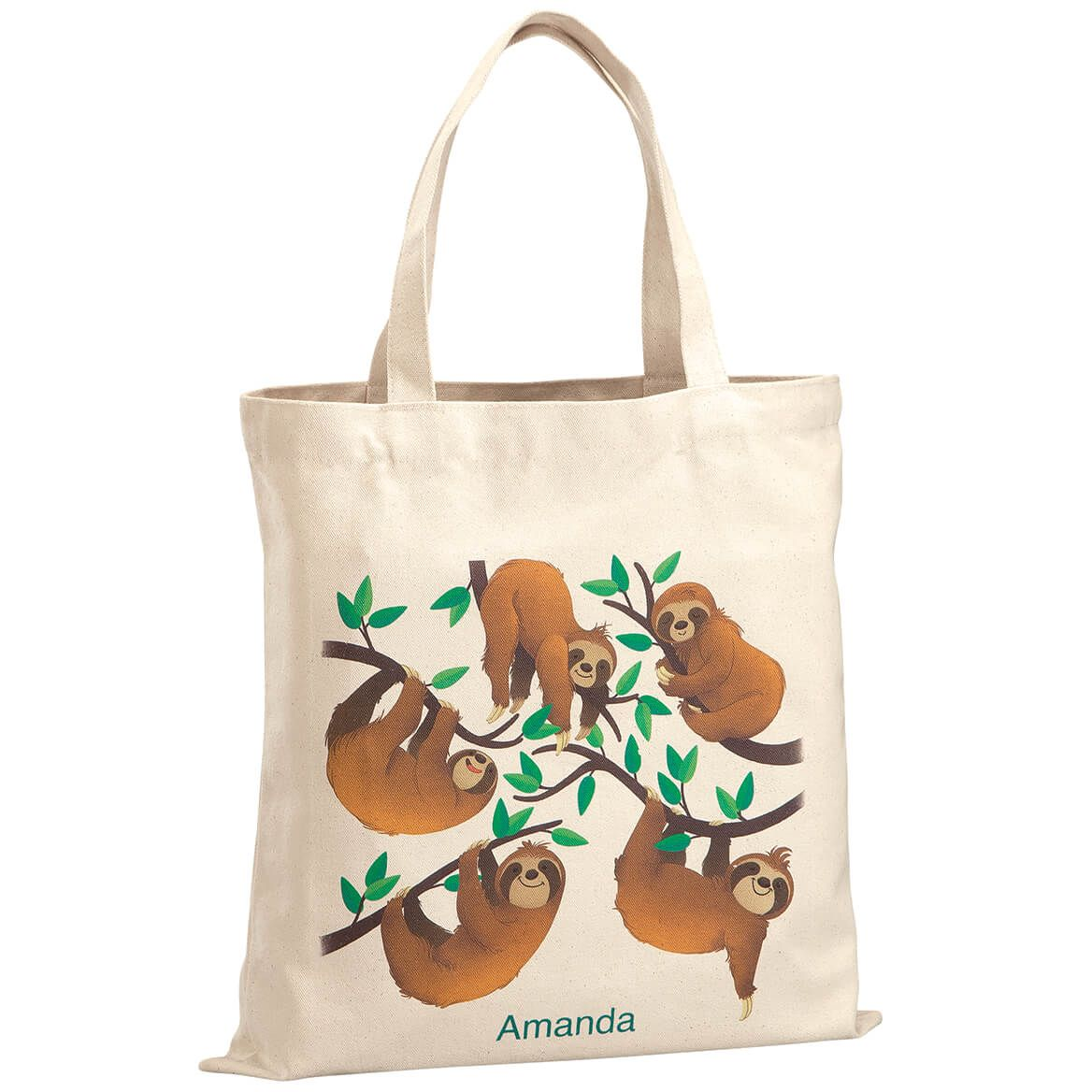 Personalized Sloths Children's Tote-369267