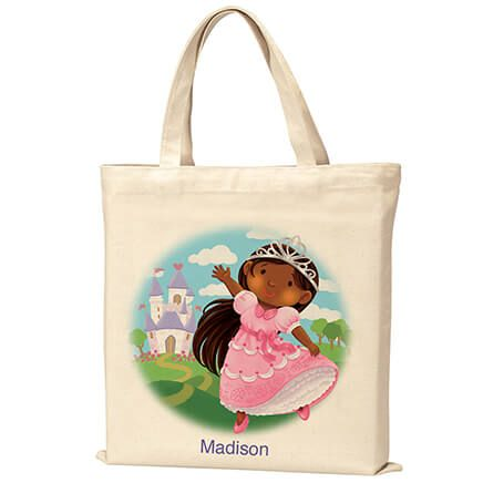 Personalized Princess Tote-369511