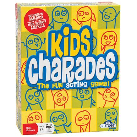 Kids Charades Game-369537