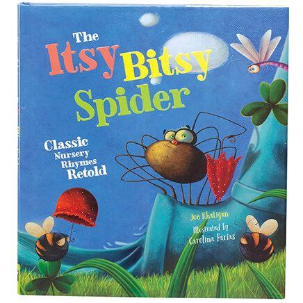 Itsy Bitsy Spider Book-369539