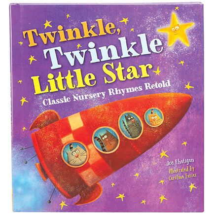 Twinkle Twinkle Little Star Book-369540