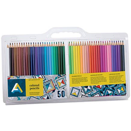 Colored Pencils Set of 50-369680