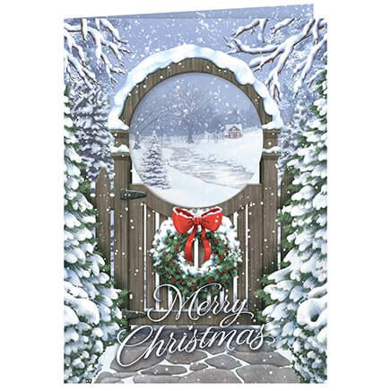 Personalized Blessings of Christmas Cards set of 20-370182