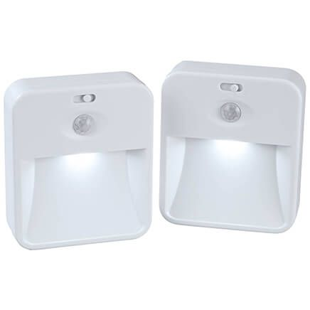 Motion Sensor LED Nightlights Set of 2-370329