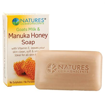 Goats Milk & Manuka Honey Soap-370348
