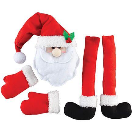 Santa Wreath Kit-370415