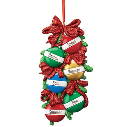 Personalized Ornament Family Ornament-370441