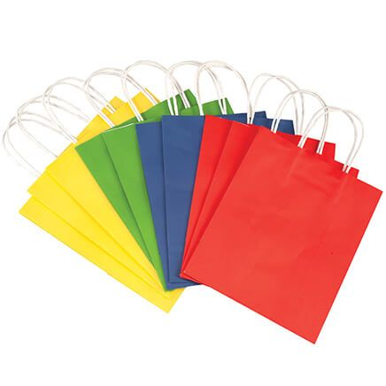 Assorted Gift Bags, Set of 10-370459