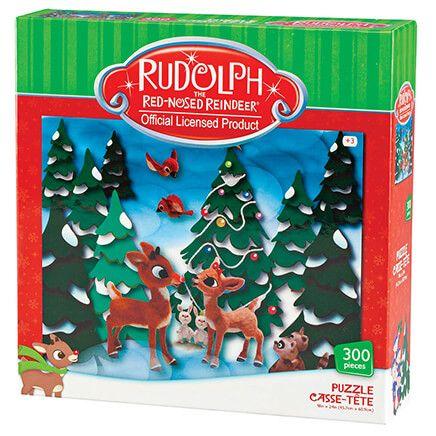 Rudolph & Clarice 300 Pc Puzzle-370481