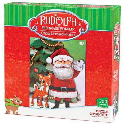 Rudolph & Santa 300 Pc Puzzle-370482