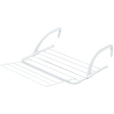 Over-the-Door or Window Foldout Drying Rack-370508