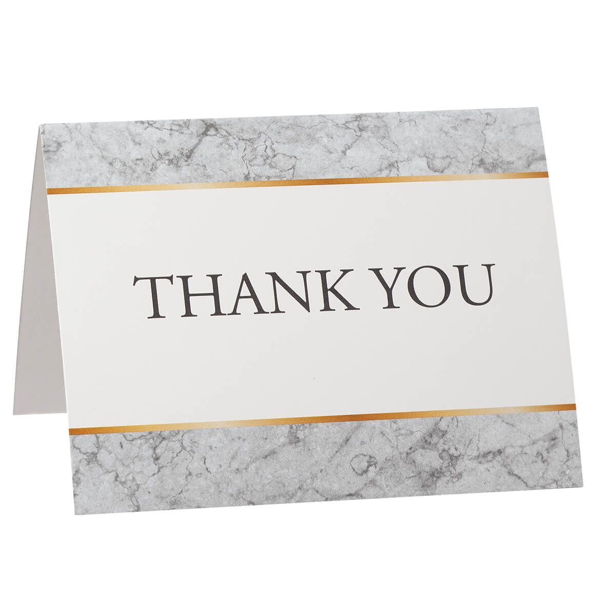 Marble Accents Thank You Cards Set of 20-370694