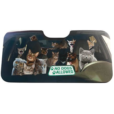 Animal Auto Sunshade-370704