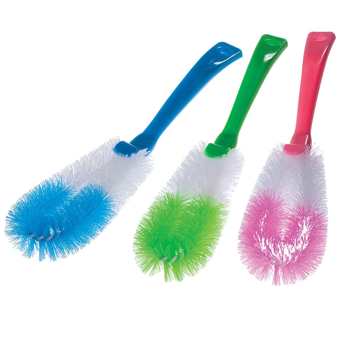 3 in 1 Blender, Bottle & Cup Cleaning Brush, Set of 3-370751